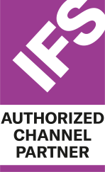 IFS Authorized Channel Partner Image